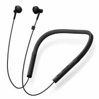Картинка наушники xiaomi mi collar bluetooth headset youth black zbw4452ty чёрный