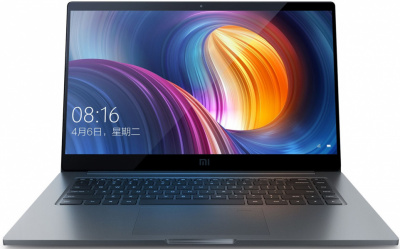 Картинка игровой ноутбук xiaomi pro 15.6 gtx 1050 4gb core i5 8gb/256gb space gray (jyu4058cn)
